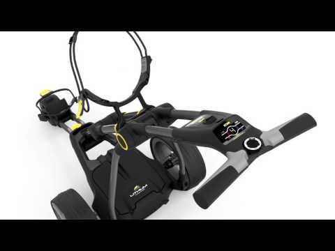 PowaKaddy Compact C2 Electric Golf Trolley