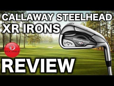 NEW CALLAWAY STEELHEAD XR IRONS REVIEW
