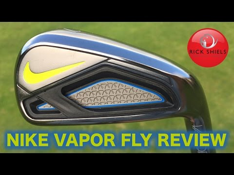 NIKE VAPOR FLY IRONS REVIEW
