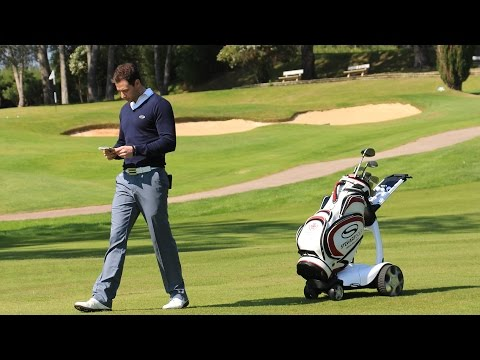 Introducing the NEW Stewart Golf X9 Follow