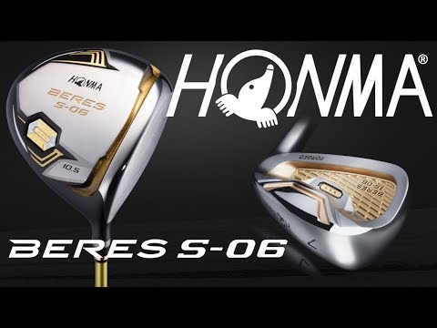 Golf Spotlight 2018 - Honma Beres S-06