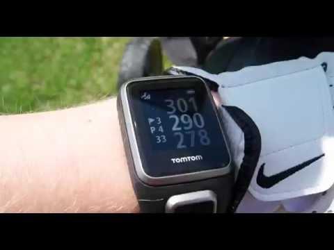 Test de la montre de golf TOMTOM Golfer 2