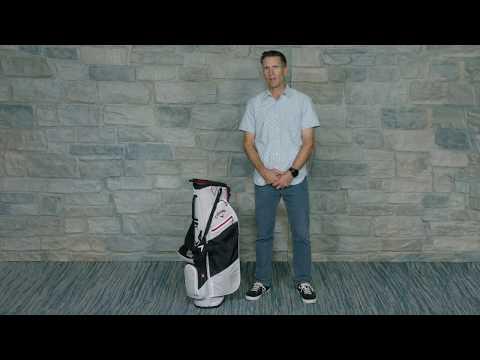 The Callaway Hyper Lite Zero Golf Bag