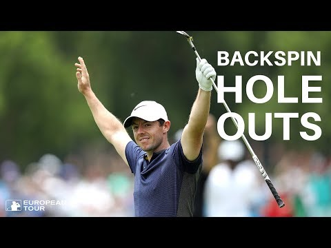 Top 5 spin-back hole outs | Best of 2017