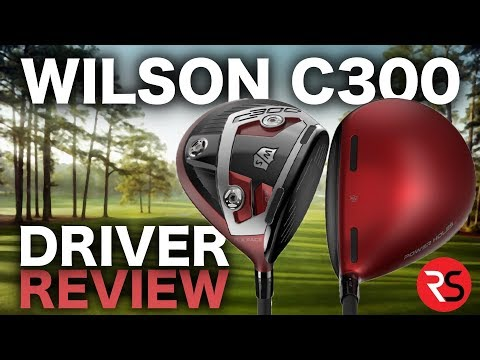 The DRIVER worth testing....Wilson C300 Driver Review