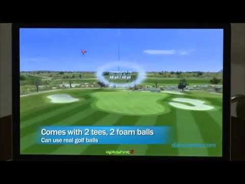 Tech Review: Optishot 2 Golf Simulator
