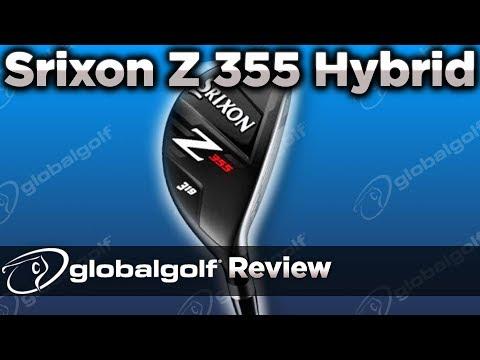 Srixon Z 355 Hybrid - GlobalGolf Review