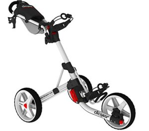 Chariot Golf Manuel Clicgear 3 roues