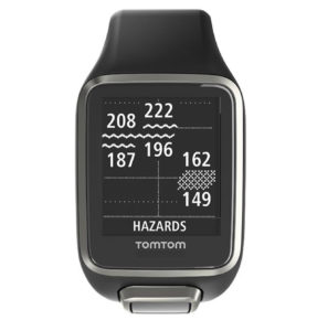 Montre GPS Golf TomTom Golfer 2 Obstacles