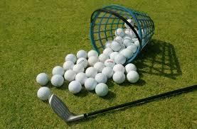 Balles de practice