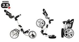 Chariots de golf pliable Clicgear