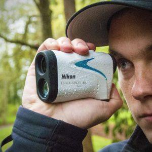 Nikon CoolShot 40 résiste à la pluie