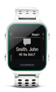 Garmin Approach S20 Blanche