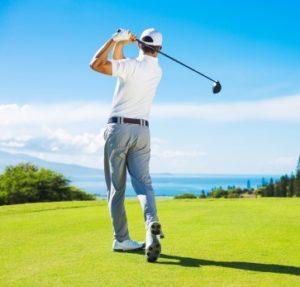 Homme Driver Club de Golf