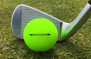 Balle de golf Volvik Vivid