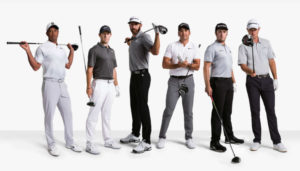 Golfeurs pro Driver Taylormade M4 - Tiger Woods - Rory Mcilroy - Dustin Johnson - Jason Day - Jon Rahm - Justin Rose