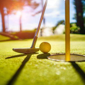 Putter de Golf