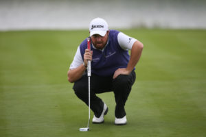 Shane Lowry et son Gros Grip Superstroke