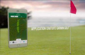 Application Garmin Golf