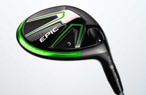 Bois de Parcours Callaway Great Big Bertha Epic