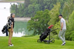 Sac Vs Chariot de Golf