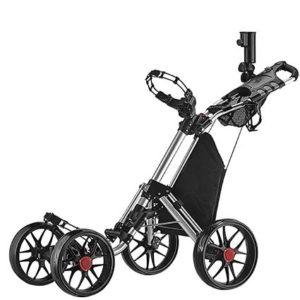 Chariot Golf 4 roues Caddytek