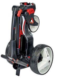 Chariot Golf Motocaddy M1 plié
