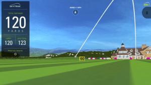 Image de simulateur de golf