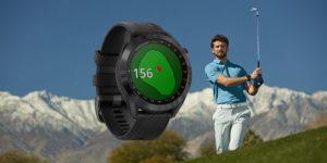 Montre GPS Golf Connectée