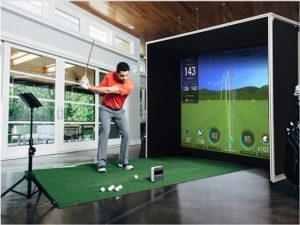 Simulateur Golf Skytrak Launch Monitor