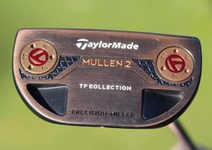 Putter TaylorMade TP Black Copper Mullen 2