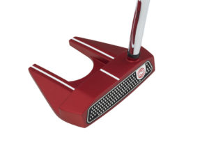 Putter Odyssey O-Works #7 Tank Rouge
