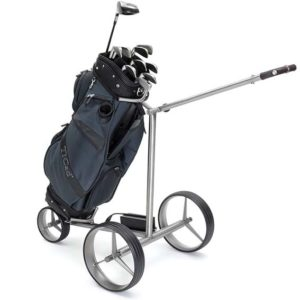Chariot électrique de Luxe TiCad