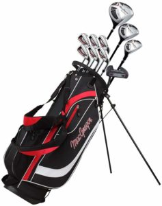 Set Complet Clubs de Golf MacGregor CG2000