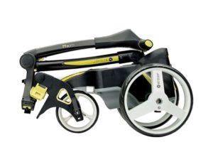 Chariot éléctrique Motocaddy M3 Pro Plié