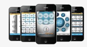 Application mobile Radar Golf Ernest Sports ES14