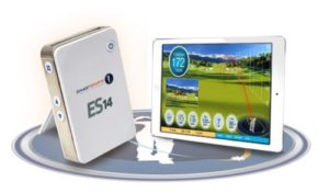 Application tablette Radar Golf Ernest Sports ES14