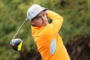 Rickie Fowler et son driver Cobra King F9